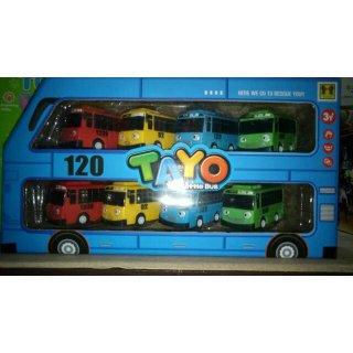 Bus Tayo / Little Bus Tayo isi 8