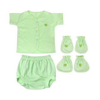 Miabelle Polos Set Baju Tidur Bayi [Newborn]