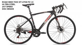 Roadbike Exotic ET 2708 FS 1.0
