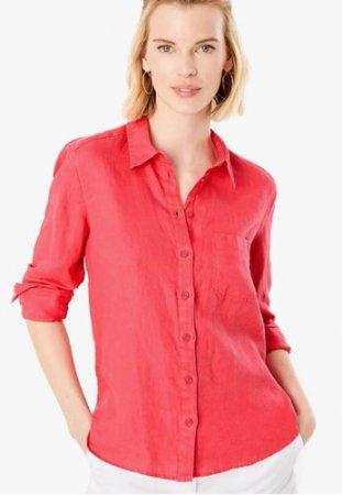 Marks & Spencer - Linen Shirt