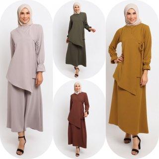 Le Najwa - Gamis Fashion Muslimah Zania Dress