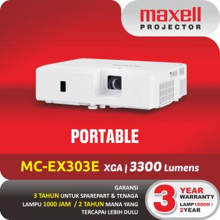 Maxell Projector MC-EX303E