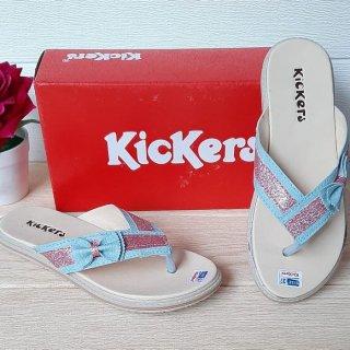 Sandal Kickers Casual Wanita