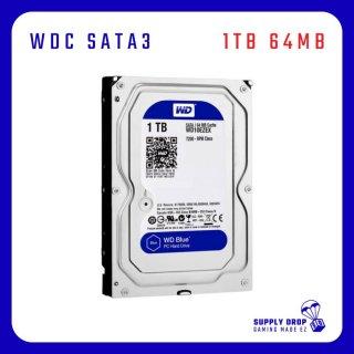 WDC 1TB SATA3 64MB Caviar Blue WD10EZEX