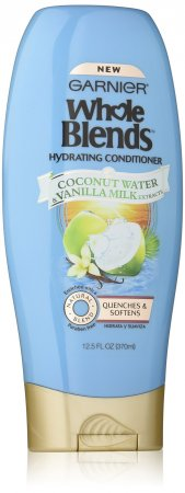 Garnier Whole Blends Conditioner with Coconut Water & Vanilla Milk Extracts