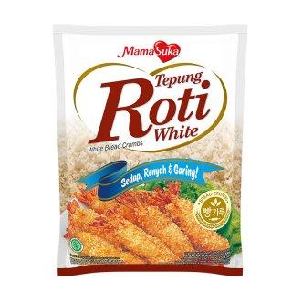 Mama Suka Tepung Roti White