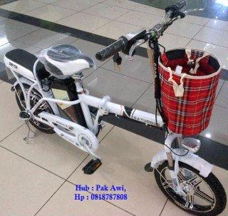 Sepeda Listrik Selis Type Walet