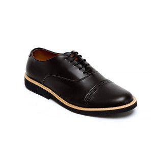 Footstep Footwear Oxford Black