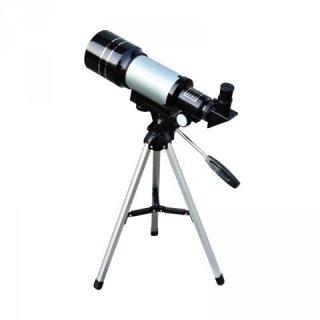 Fyu Tech Monocular Space Astronomical Telescope Teropong Bintang (300/ 70 mm)