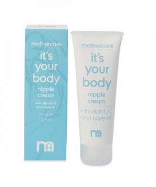 Mothercare It's Your Body Nipple Cream