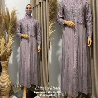 KEBAYA MODERN ORIGINAL - SHIREEN DRESS