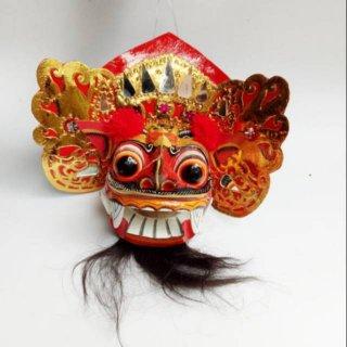 Topeng Barong Oleh Oleh Khas Bali