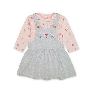 Mothercare - Grey Bunny Dress