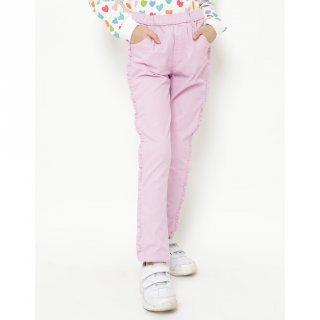 Aero Pants With Ruffle Side Children Girls