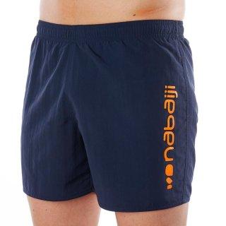 Nabaiji Celana Renang Basic Pria Navy Orange