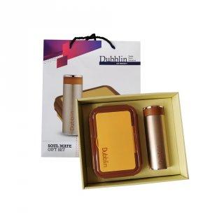 DUBBLIN Soul Mate Gift set - Tumbler lunch box Dubblin