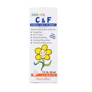 Natrabio Children C & F (Cold & Flu)
