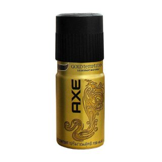 Axe Gold Temptation Deodorant Body Spray