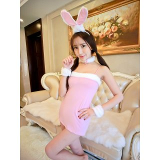 Baju Tidur Kostum Playboy