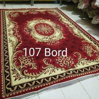 Karpet Permadani Klasik Besar Jumbo Almaya Safira 210x310 cm