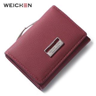 Weichen Fashion Trifold Ladies Wallets