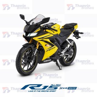 Yamaha All New R15 155 VVA