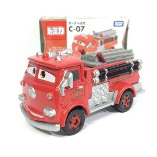 Tomica Disney Pixar Cars C07 Red