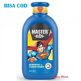 Master Kids Shampoo & Conditioner