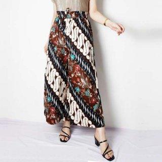 Inez Long Cullote Celana Batik Panjang Wanita