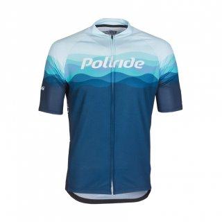 Jersey Sepeda Roadbike Pollride Marinos Aquatic