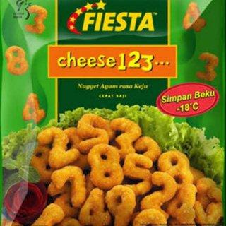 Fiesta Nugget Cheese 123
