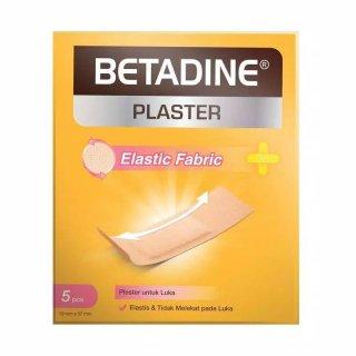 Betadine Plaster Elastic