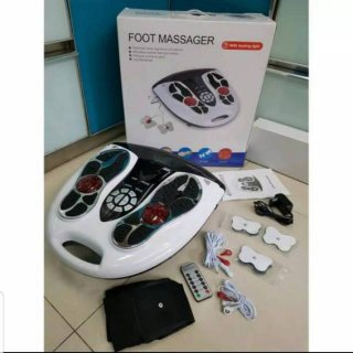 Electromagnetic Foot Massager Acupuntur Healthy Protection