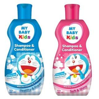 My Baby Kids Shampoo & Conditioner