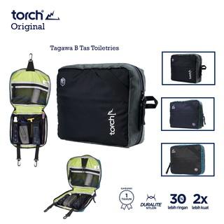 21. Toiletries Bag untuk Menyimpan Peralatan Mandi