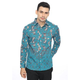 Agrapana Batik Slim Fit Batik Premium Damiono
