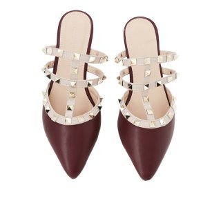 Head Over Heels Royalty Studded Mules