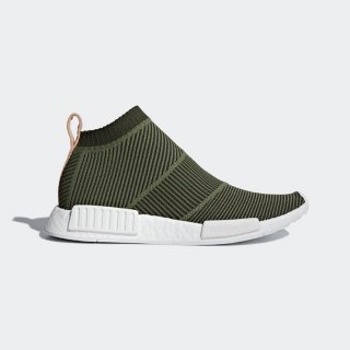 Adidas Men NMD CS1 Primeknit Shoes Night Cargo
