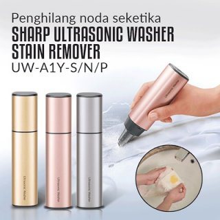 Sharp Ultrasonic Washer UW-A1Y