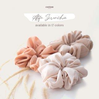 Cotton Inch - Atifa Scrunchie