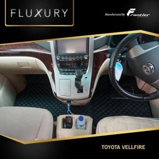 Fluxury Untuk Toyota Vellfire Type Ultimate Gold Shell