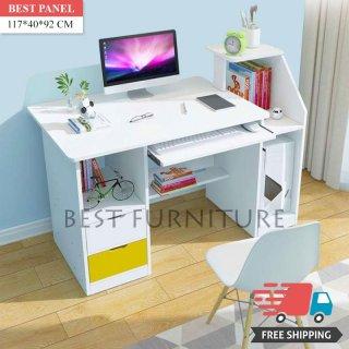 Best Space Desk Meja Belajar Multifungsi
