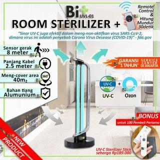 Bi+ UV Sterilizer Room 38W Motion Sensor