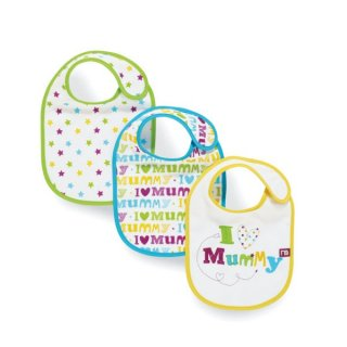 Mothercare Bibs Isi 3