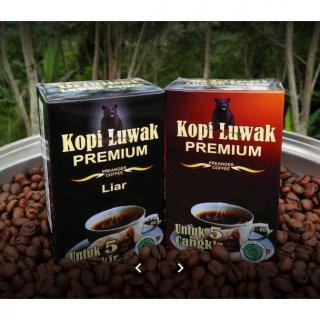 Kopi Luwak Premium Garut