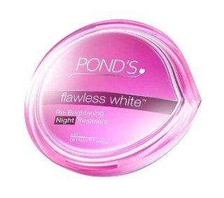 Flawless White - Brightening Night Cream