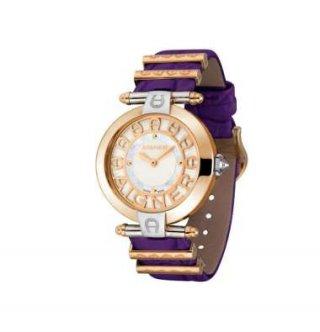 Aigner AGA16250 Jam Tangan Wanita - Rose Gold Purple