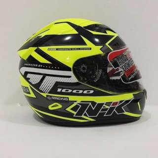 NHK GP 1000 GP1000 Motif Star Yellow