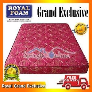 Kasur Busa Royal Foam Grand Exclusive