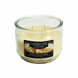 Candle Lite Creamy Vanilla Swirl